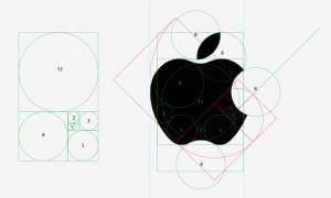 apple - zlatni presek