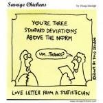ljubavno pismo statističara