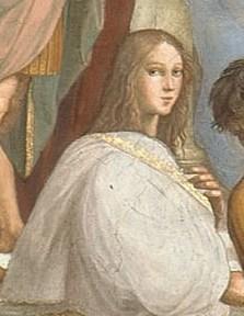 Hypatia_Raphael_Sanzio_detail